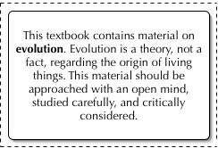 Evolution_disclaimer