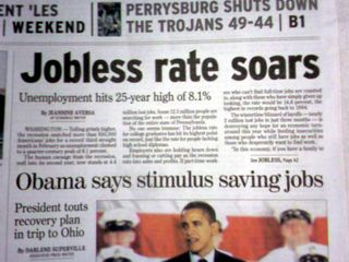 OBAMA JOB Headline