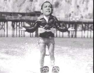Obama Jumped the shark July 22, 2009